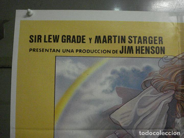 Cine: CDO L787 LA PELICULA DE LOS TELEÑECOS JIM HENSON FRANK OZ POSTER ORIGINAL 70X100 ESTRENO - Foto 2 - 276696413