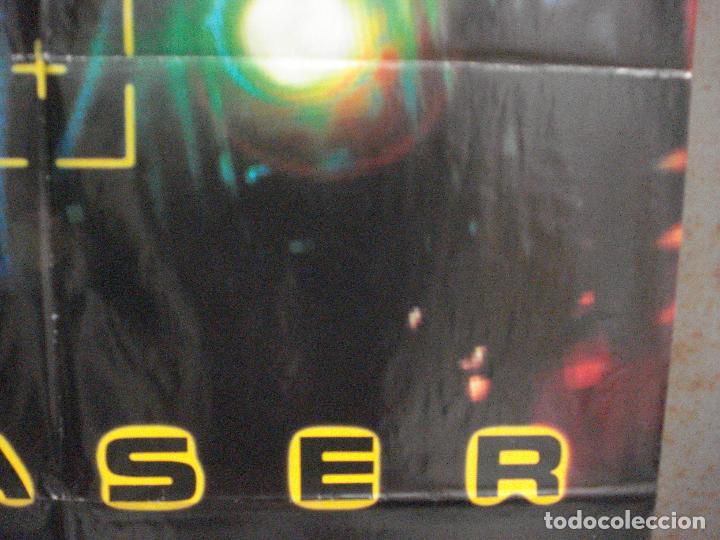 Cine: CDO L838 ERASER ARNOLD SCHWARZENEGGER POSTER ORIGINAL 70X100 ESTRENO - Foto 8 - 276800873