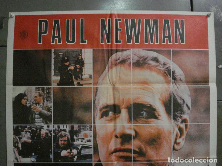 Cine: CDO L866 DISTRITO APACHE PAUL NEWMAN KEN WAHL POSTER ORIGINAL 70X100 ESTRENO - Foto 2 - 276929188