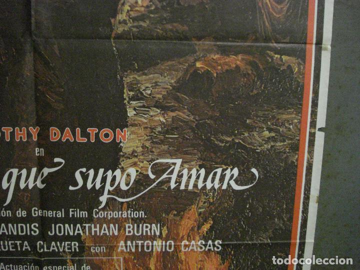 Cine: CDO L880 EL HOMBRE QUE SUPO AMAR TIMOTHY DALTON ANTONIO FERRANDIS POSTER ORIGINAL 70X100 ESTRENO - Foto 8 - 276953488
