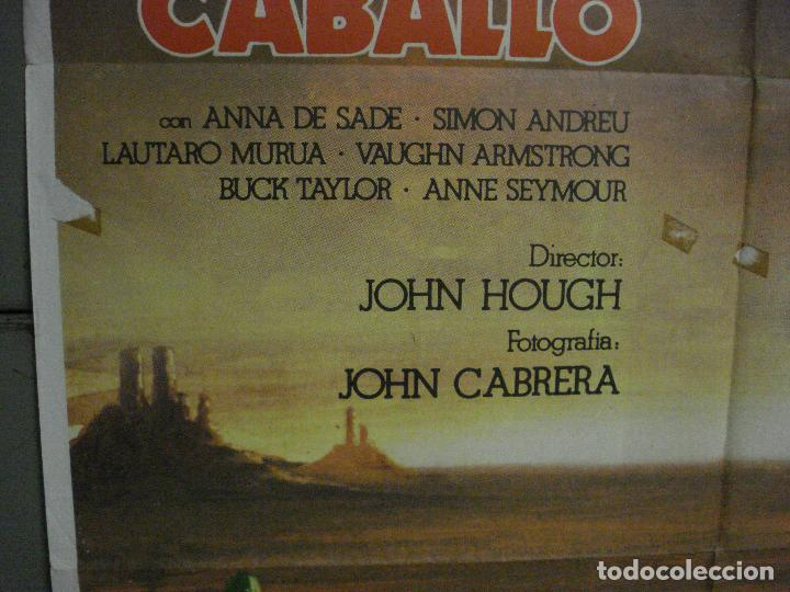 Cine: CDO L881 LA VENGANZA DE UN HOMBRE LLAMADO CABALLO RICHARD HARRIS POSTER ORIGINAL 70X100 ESTRENO - Foto 4 - 277009648