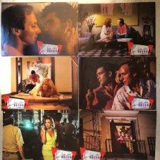 Cine: 10 FOTOGRAMAS LA LEY DEL DESEO 1987. Lote 277702853