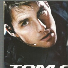 Cine: POSTER ACCION CINE VIDEO MISION IMPOSIBLE III. Lote 278389813