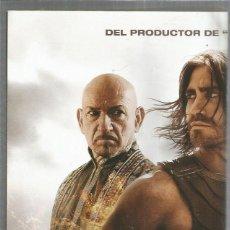 Cine: POSTER ACCION CINE VIDEO PRINCIPE DE PERSIA. Lote 278390218