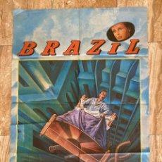 Cine: CARTEL CINE ORIG ESTRENO BRAZIL (1985) 70X100 / TERRY GILLIAM. Lote 278610008