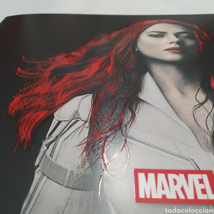 Cine: Cartel de cine, Viuda negra - Black Widow con Scarlett Johansson de Marvel Studios, formato CINESA - Foto 2 - 278631193