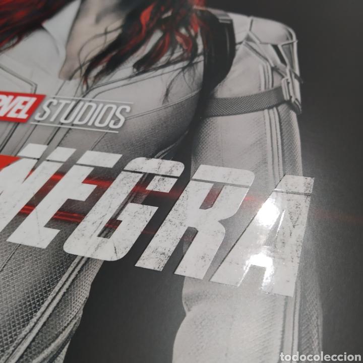 Cine: Cartel de cine, Viuda negra - Black Widow con Scarlett Johansson de Marvel Studios, formato CINESA - Foto 3 - 278631193