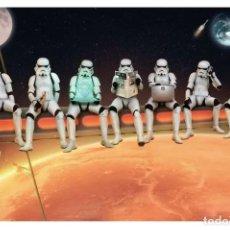Cine: STAR STORMTROOPER POSTER XL COMPRANDO 4 UNDS UNO ES GRATIS (3X4). Lote 278800078