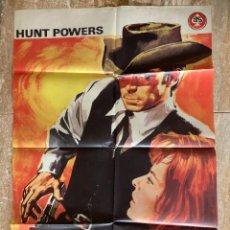 Cine: CARTEL CINE ORIG ESTRENO SUGAR COLT (1966) 70X100 / SOLEDAD MIRANDA. Lote 278959858