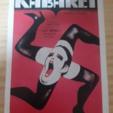 Cine: CABARET 1930. Lote 283393233