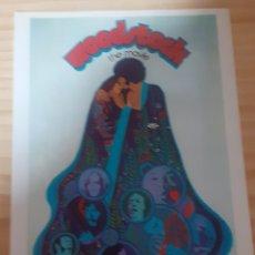 Cine: WOODSTOCK 1969. Lote 283397078