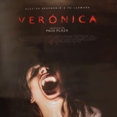 Cine: POSTER VERÓNICA. Lote 283766373