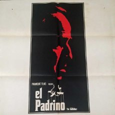 Cine: CARTEL POSTER EL PADRINO 100 X 77 . 1972. Lote 284410163