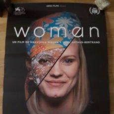 Cine: WOMAN - APROX 70X100 CARTEL ORIGINAL CINE (L88). Lote 284799823