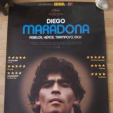 Cine: DIEGO MARADONA - APROX 70X100 CARTEL ORIGINAL CINE (L89). Lote 285150933