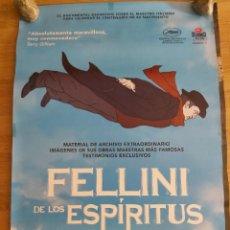 Cine: FELLINI DE LOS ESPIRITUS - APROX 70X100 CARTEL ORIGINAL CINE (L89). Lote 285158828