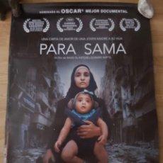 Cine: PARA SAMA - APROX 70X100 CARTEL ORIGINAL CINE (L89). Lote 285339478