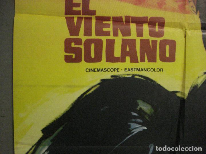 Cine: CDO M120 CON EL VIENTO SOLANO IMPERIO ARGENTINA ANTONIO GADES POSTER ORIGINAL 70X100 ESRENO - Foto 3 - 286174983