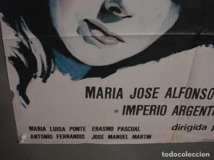 Cine: CDO M120 CON EL VIENTO SOLANO IMPERIO ARGENTINA ANTONIO GADES POSTER ORIGINAL 70X100 ESRENO - Foto 5 - 286174983