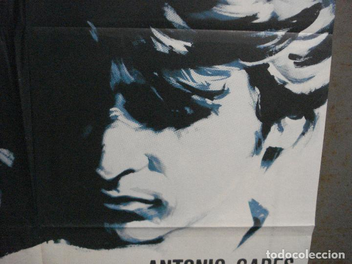 Cine: CDO M120 CON EL VIENTO SOLANO IMPERIO ARGENTINA ANTONIO GADES POSTER ORIGINAL 70X100 ESRENO - Foto 8 - 286174983