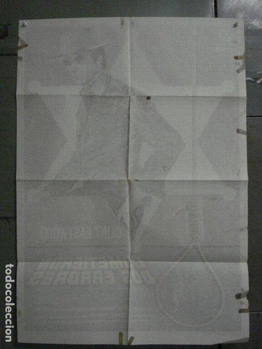 Cine: CDO M140 COMETIERON DOS ERRORES CLINT EASTWOOD MAC POSTER ORIGINAL 70X100 DEL ESTRENO - Foto 9 - 286281083