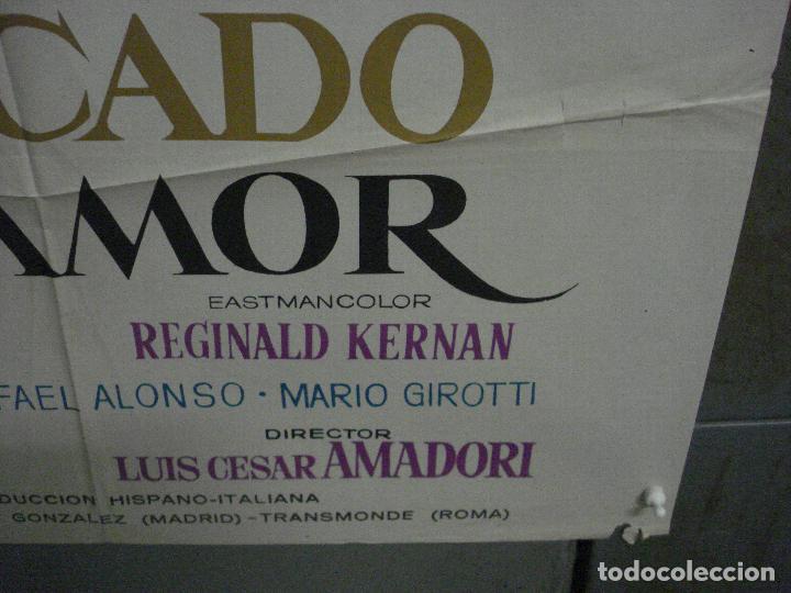 Cine: CDO M142 PECADO DE AMOR SARA MONTIEL MAC POSTER ORIGINAL ESTRENO 70X100 - Foto 8 - 286282403