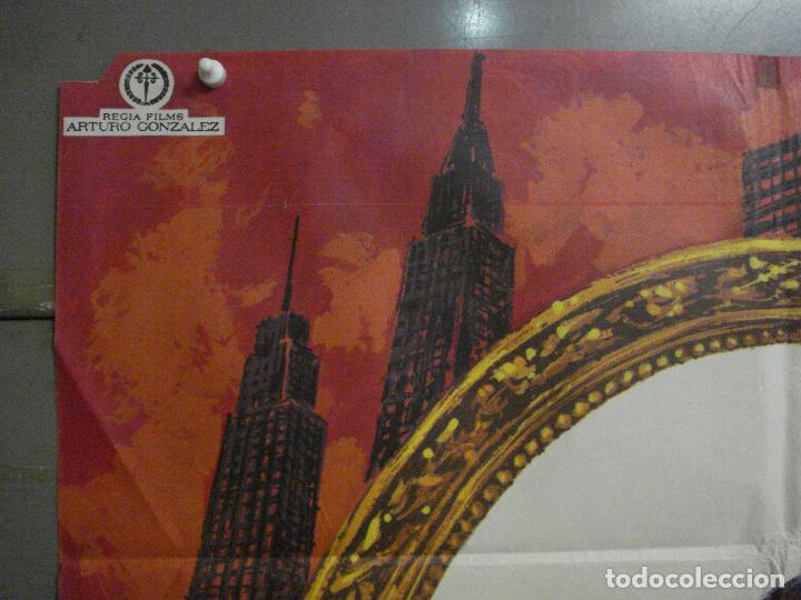 Cine: CDO M146 HUIDA DEL PLANETA DE LOS SIMIOS POSTER MAC ORIGINAL 70X100 ESTRENO - Foto 2 - 286307913