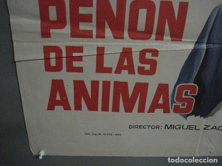 Cine: CDO M156 EL PEÑON DE LAS ANIMAS JORGE NEGRETE MARIA FELIX POSTER ORIGINAL ESPAÑOL 70X100 R-65 - Foto 5 - 286318383