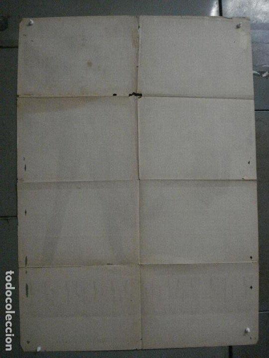 Cine: CDO M160 LOS INDOMABLES BARBARA STANWYCK BARRY SULLIVAN POSTER ORIGINAL 70X100 ESTRENO - Foto 10 - 286322468