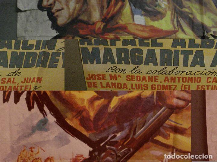 Cine: CDO M174 EL LUCHADOR DE KENTUCKY JOHN WAYNE JANO POSTER ORIGINAL 70X100 ESTRENO - Foto 3 - 286410683