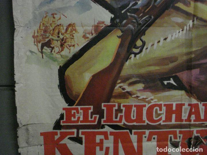 Cine: CDO M174 EL LUCHADOR DE KENTUCKY JOHN WAYNE JANO POSTER ORIGINAL 70X100 ESTRENO - Foto 5 - 286410683