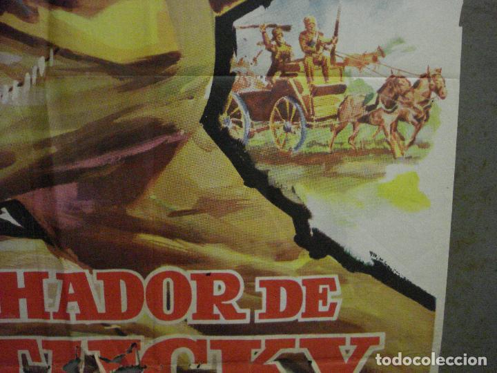 Cine: CDO M174 EL LUCHADOR DE KENTUCKY JOHN WAYNE JANO POSTER ORIGINAL 70X100 ESTRENO - Foto 9 - 286410683