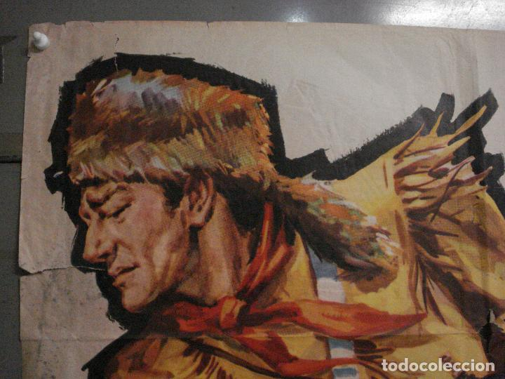 Cine: CDO M174 EL LUCHADOR DE KENTUCKY JOHN WAYNE JANO POSTER ORIGINAL 70X100 ESTRENO - Foto 2 - 286410683