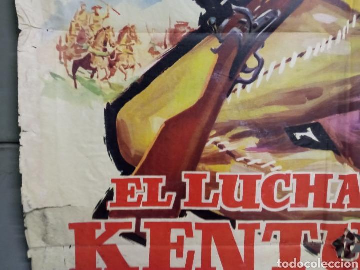 Cine: CDO M174 EL LUCHADOR DE KENTUCKY JOHN WAYNE JANO POSTER ORIGINAL 70X100 ESTRENO - Foto 4 - 286410683