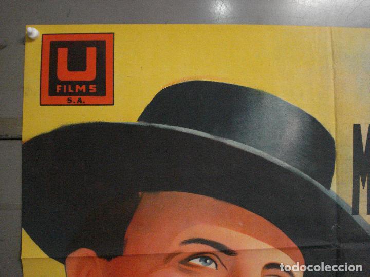 Cine: ABI44 PEPE CONDE MIGUEL LIGERO PASTORA PEÑA POSTER ORIGINAL ESPAÑOL 70X100 LITOGRAFIA R-61 - Foto 2 - 286431633