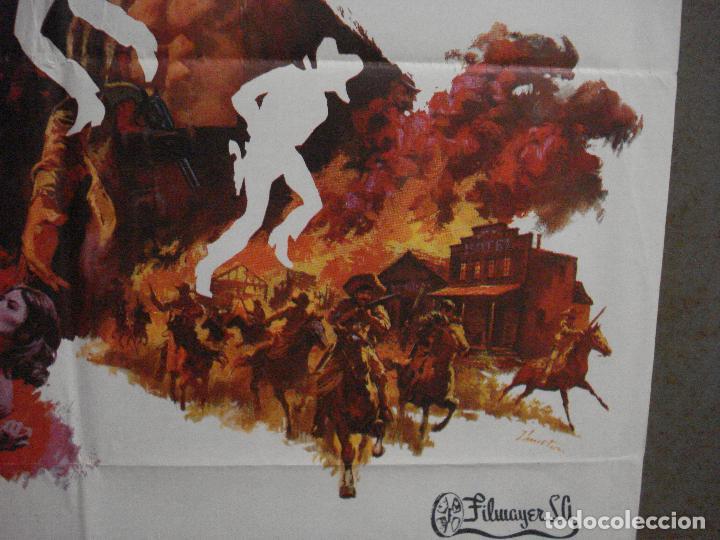 Cine: ABI71 DE HOMBRE A HOMBRE LEE VAN CLEEF SPAGHETTI POSTER ORIGINAL 70X100 ESTRENO - Foto 8 - 286453158