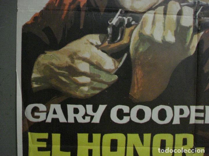 Cine: ABI74 EL HONOR DEL CAPITAN LEX GARY COOPER POSTER ORIGINAL 70X100 R-66 - Foto 3 - 286455918