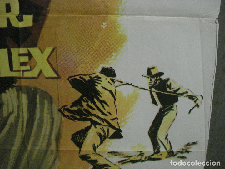 Cine: ABI74 EL HONOR DEL CAPITAN LEX GARY COOPER POSTER ORIGINAL 70X100 R-66 - Foto 8 - 286455918