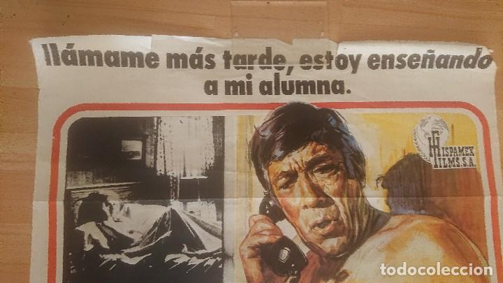 Cine: CARTEL DE DE LA PELICULA , REVOLUCIONES POR MINUTO , TAMAÑO 70x100 CM APROX , LEER DESCRIPCION - Foto 2 - 287181183