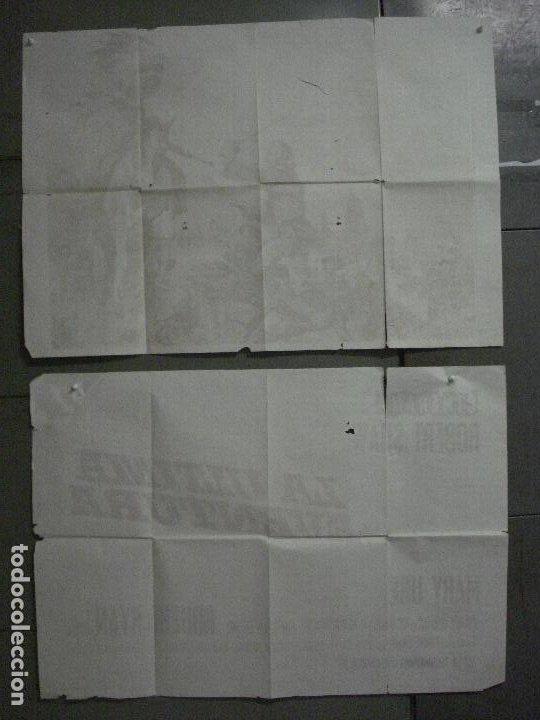 Cine: CDO M186 LA ULTIMA AVENTURA CUSTER ROBERT SHAW POSTER ORIGINAL 2 hojas 100X140 ESTRENO CINERAMA - Foto 9 - 287233693