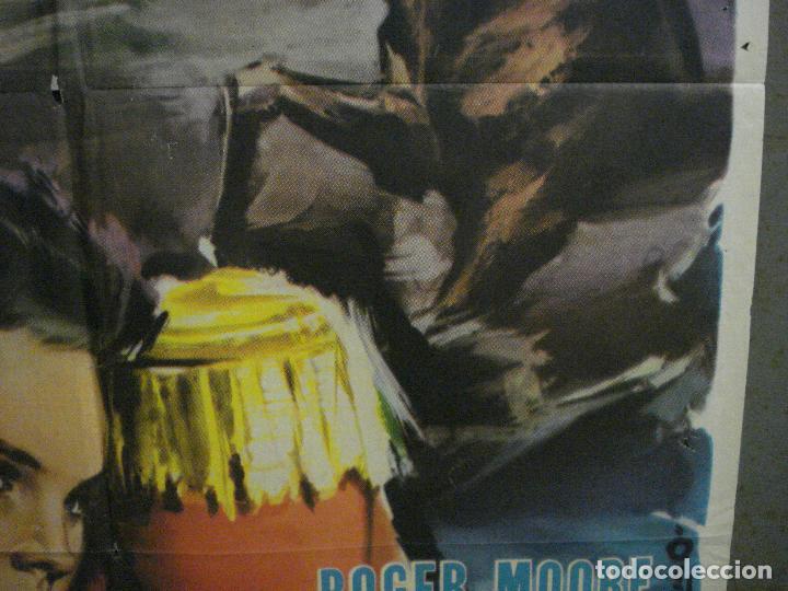 Cine: CDO M189 PROMESA ROTA CARROLL BAKER ROGER MOORE POSTER ORIGINAL 70X100 ESTRENO - Foto 8 - 287241058