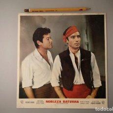 Cine: CARTEL CINE WARNER BROS NOBLEZA BATURRA ANTIGUO VICENTE PARRA ALFREDO LANDA MIGUEL LIGERO. Lote 287268758
