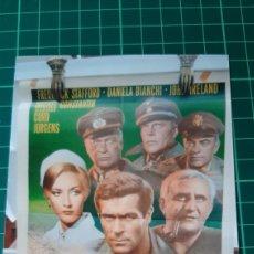 Cine: 1968 LA GLORUE DES CSNAILLES JACQUES MONDO HELMUT SCNEIDER. Lote 287481198