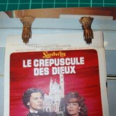 Cine: LE CREPUSCULE DES DIEX FIMS LUMCHINO VISCONTI SILVANA MANGANO GERT FROBE 1972 713. Lote 287651563