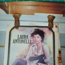 Cine: 1974 LAURA ANTONELLI MON DIEU.COMMENT SUIS JE TOMBEE SI BAS..CARTEL PÓSTER AFICHE 716. Lote 287652918