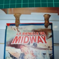 Cine: 1976 LA NMBATAILLE DE MIDWAY WAKTER MIRISCH CHASTON HESTON HENRY FONDA 720. Lote 287655073