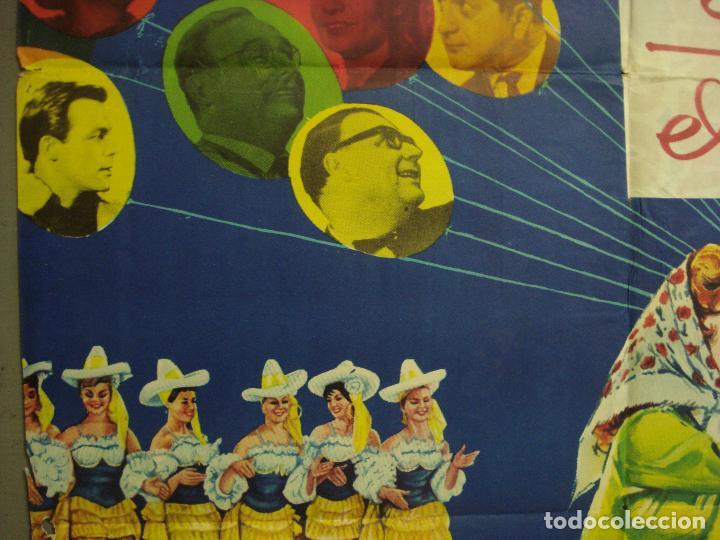 Cine: CDO M227 BAILANDO LLEGO EL AMOR INA BAUER TONI SAILER PATINAJE POSTER ORIGINAL 70X100 ESTRENO - Foto 3 - 287665363