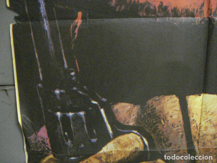 Cine: CDO M246 EL ROSTRO IMPENETRABLE MARLON BRANDO MAC POSTER ORIGINAL 70X100 ESPAÑOL r-72 - Foto 4 - 287698223