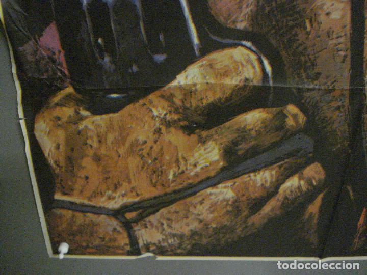 Cine: CDO M246 EL ROSTRO IMPENETRABLE MARLON BRANDO MAC POSTER ORIGINAL 70X100 ESPAÑOL r-72 - Foto 5 - 287698223