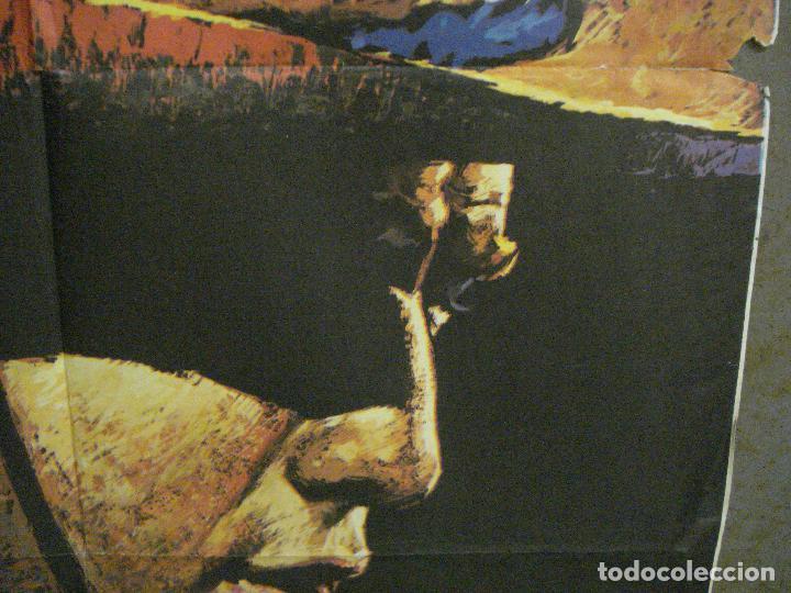 Cine: CDO M246 EL ROSTRO IMPENETRABLE MARLON BRANDO MAC POSTER ORIGINAL 70X100 ESPAÑOL r-72 - Foto 8 - 287698223